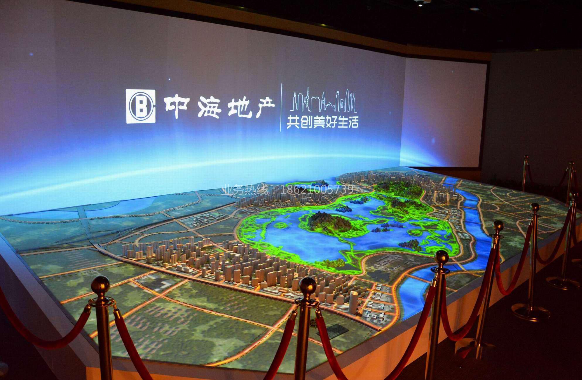 上海数字科技模型价格