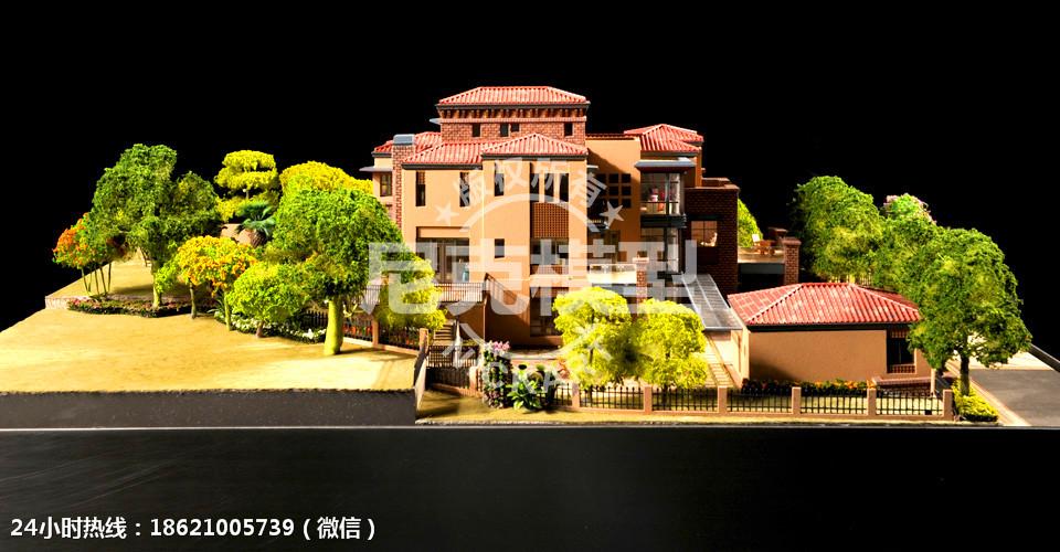 建筑模型对房地产的影响