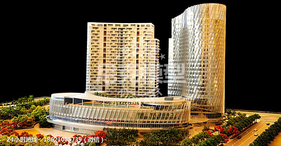 浦东新区数字科技模型