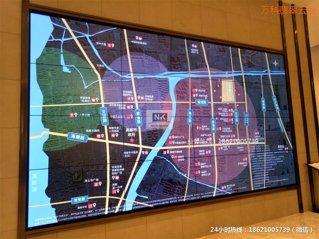 上海工业沙盘模型价格