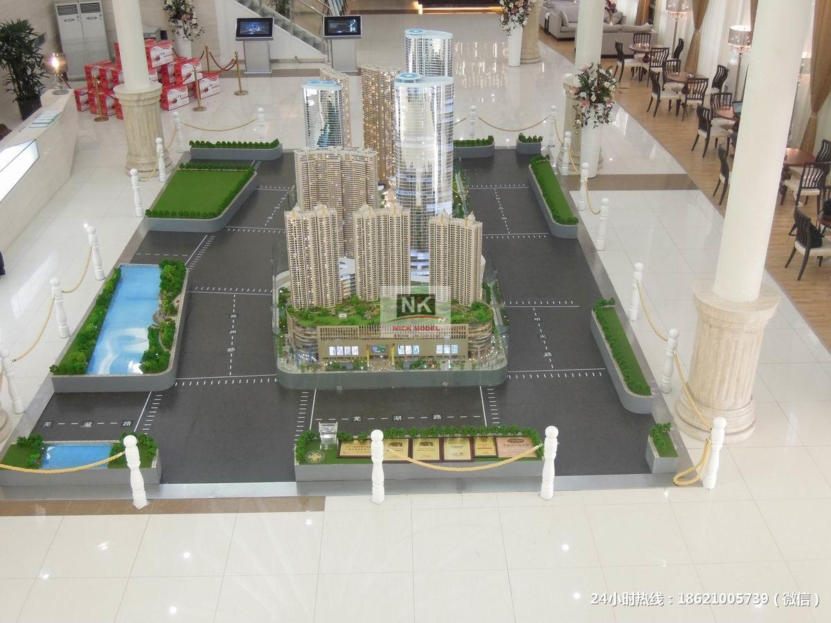 上海模型公司的经典案例介绍
