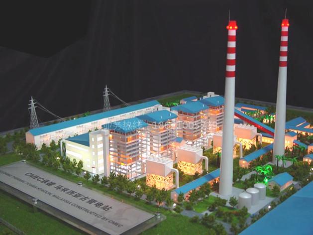 浦东新区工业沙盘模型