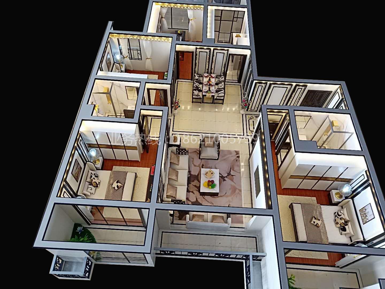 建筑模型设计过程是如何表现的