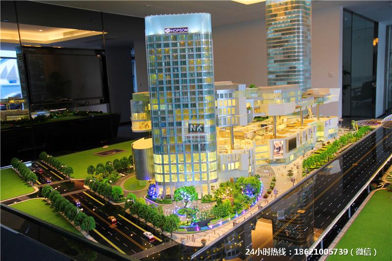 上海沙盘模型公司